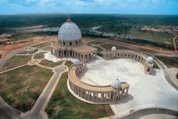 Basilica  de Nuestra Señora de la Paz Costa de Marfil