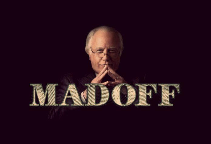 Dolandırıcı Bernard Madoff'un Ponzi Skandalı dizi oldu.