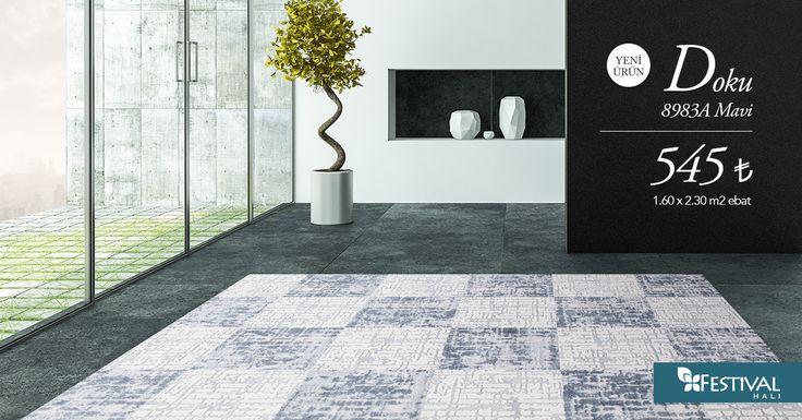 İstediğiniz modele, istediğiniz renge özgürce karar verebileceğiniz Doku salon halılarını hemen inceleyin. www.festivalhali.com #carpet #collection