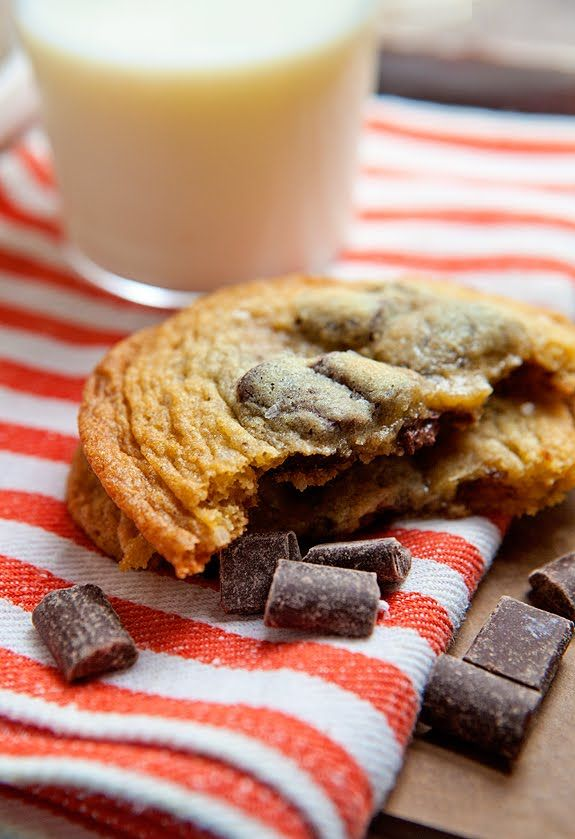 chocolate chip cookie recipe new york times more chocolate chunk ...