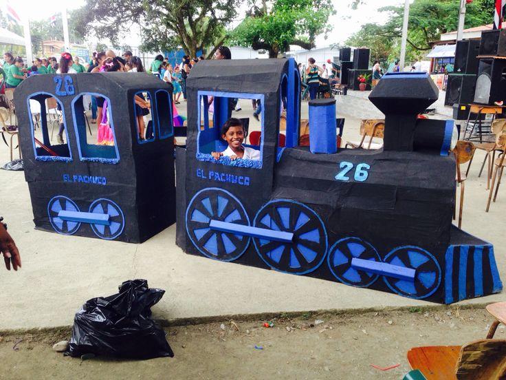 El tren el Pacheco