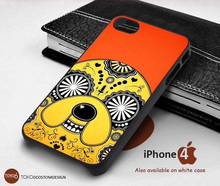 Adventure Time Sugar Skull for iPhone 4/4S, iPhone 5/5S, iPhone 6, iPod 4, iPod 5, Samsung Galaxy Note 3, Galaxy Note 4, Galaxy S3, Galaxy S4, Galaxy S5, Galaxy S6, Phone Case