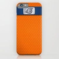 NARUTO BANDANA HEADBAND iPhone 6 Slim Case