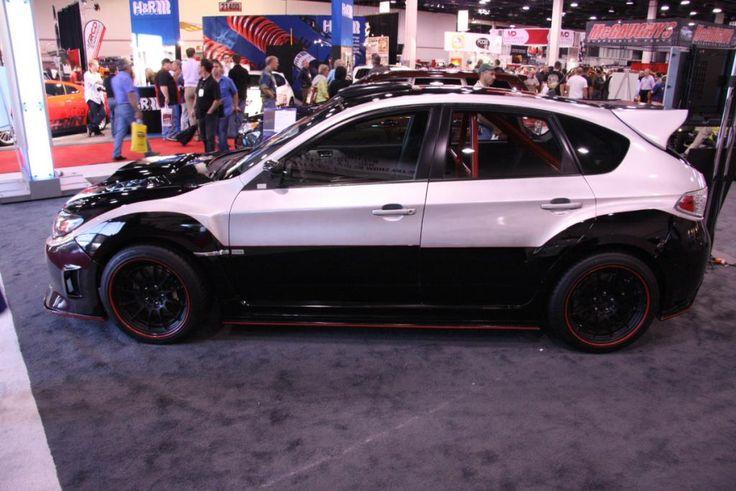 The Main Cars of Fast & Furious: 2008 Subaru WRX STI