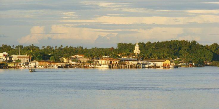 Curralinho - Marajó Island, Pará