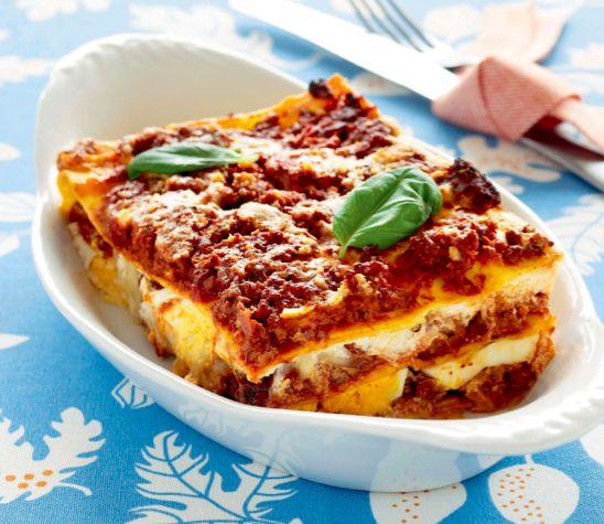 Italské recepty, které si zamilujete: Lasagne třikrát jinak