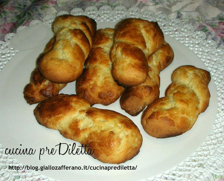 Biscotti al latte, ricetta siciliana