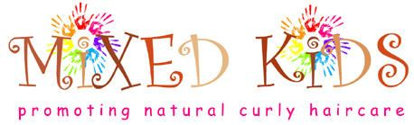 Mixed Kids UK Hair Care Styling & Products for Mixed Race, Afro & Curly Hair kids