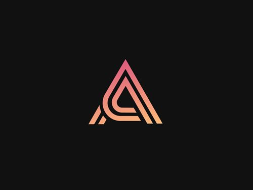 Process - A and L Creative Concept Logo by William Dos ...
