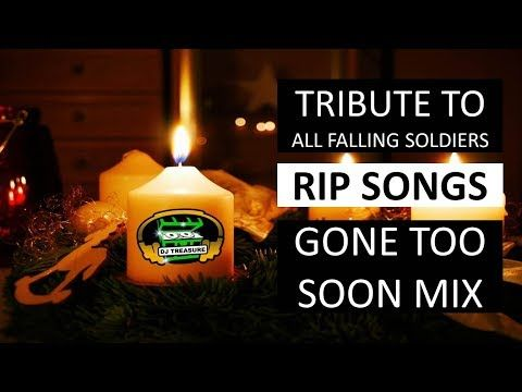 GONE TOO SOON MIX ▻ DJ TREASURE TRIBUTE TO ALL FALLING