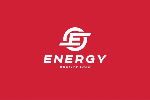 Energy by LogoCreator on Creative Market