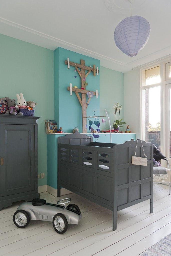 #Babykamer #kleur | Kidskamers