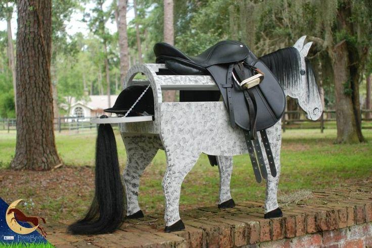 Saddle rack Www.theponyhabit.com