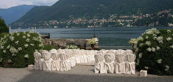 Villa Erba is the best location for weddings in #LakeComo Italy. This is surrounded by the beautiful mountains and rivers. You can book this place for #wedding with the helps of our #weddingplanners.