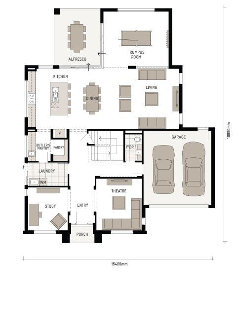 45 best Plantation homes images – Plantation Homes Floor Plans