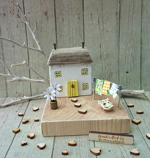 Check out this item in my Etsy shop https://www.etsy.com/uk/listing/511339168/yellow-springtime-driftwood-cottage