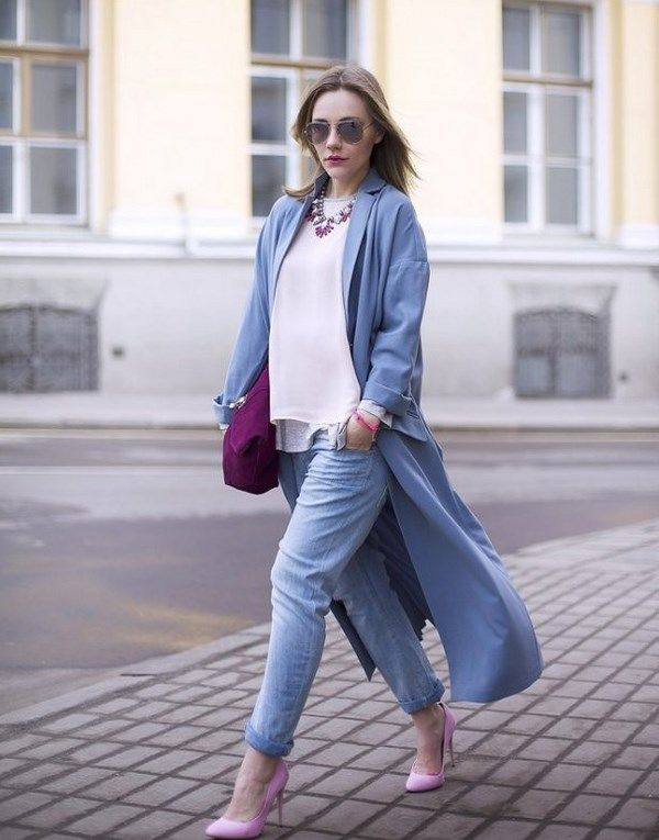 c01658508ae Мода весна-лето 2019-2020  модные луки