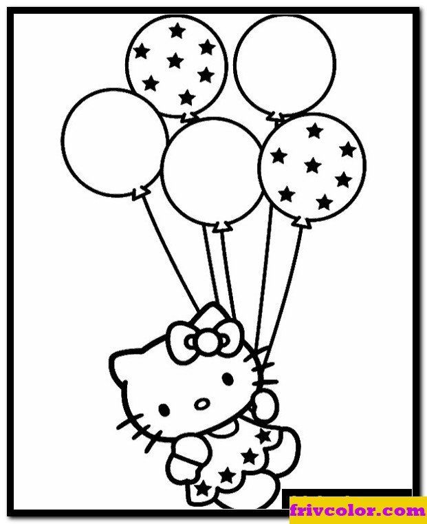 Hello Kitty Coloring Books Hello Kitty Colouring Books 14