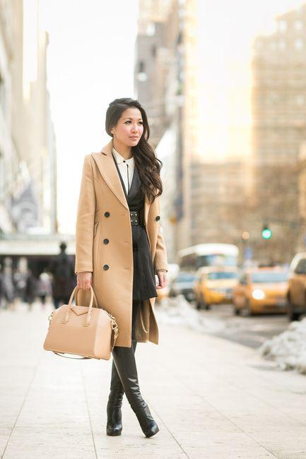 Power Suit :: Long coat & Jacket dress