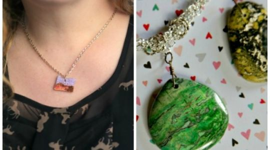 3 Jewelry Projects & a Jewelry Supply Sale Alert: Fire Mountain Gems Dutch Auction