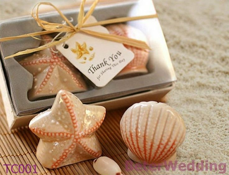 52 best Beach Wedding Favors images on Pinterest | Baby shower ...