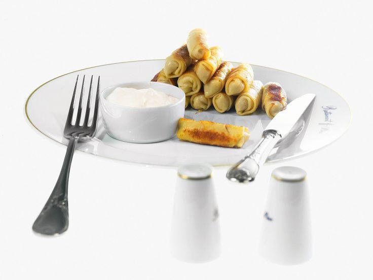 Pancakes Michelin!
