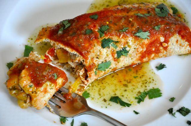 Best enchilada recipe by realhealthyrecipes.com