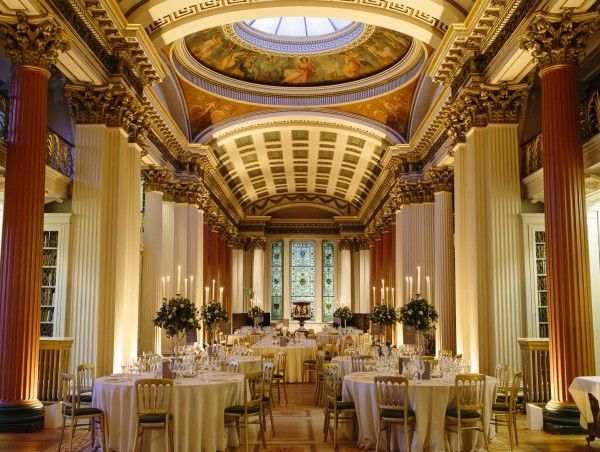 Signet Library Wedding Venue Edinburgh