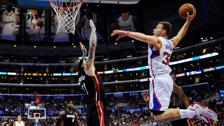 Has Blake Griffin Played His Last Game as a Clipper? — Velocity Sports   The Sports Network for the Mobile Generation