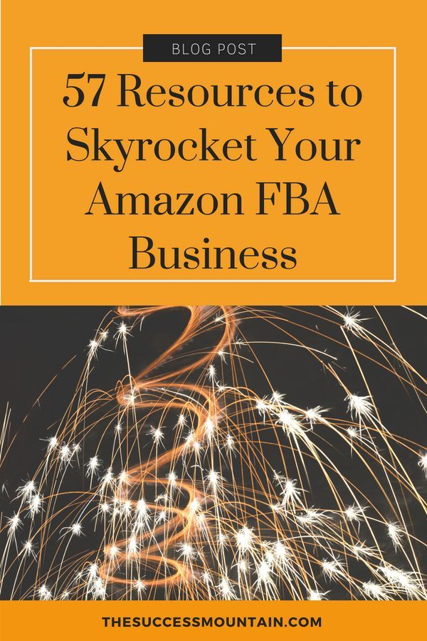 amazon fba business plan