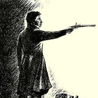А.Блок: «…Пушкина убила не пуля Дантеса. Его убило отсутствие воздуха. С ним умирала его культура». (Из речи «О назначении поэта», произнесенной в Доме литераторов на торжественном собрании в 84-ю годовщину смерти Пушкина. 10 февраля 1921 г.)