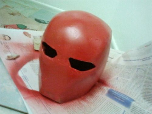 How To: Red Hood Helmet Tutorial part 4 (contains links to previous 3 parts)