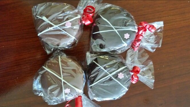 Wagon wheels only @chocolate mint