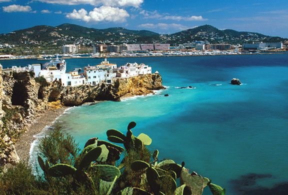 SpainDestinations, Buckets Lists, Sandy Beach, Dreams Vacations,  Sea-Coast, Vacations Spots, Travel, Places, Ibiza Spain