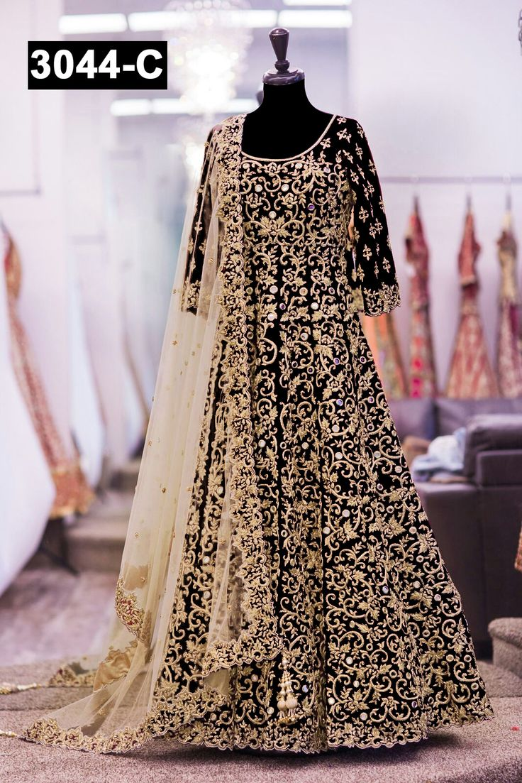 Black This Lehenga : http://gunjfashion.com/ Watsapp Now : 90998 23943