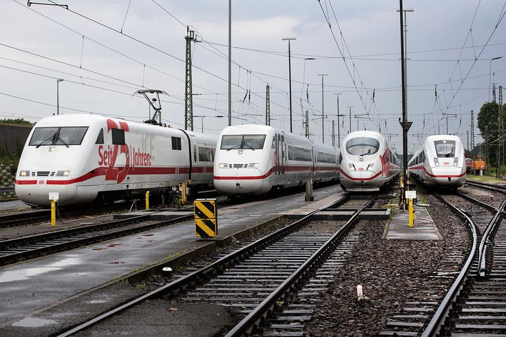 [DE] Deutsche Bahn buys 30 new ICE trains but can they