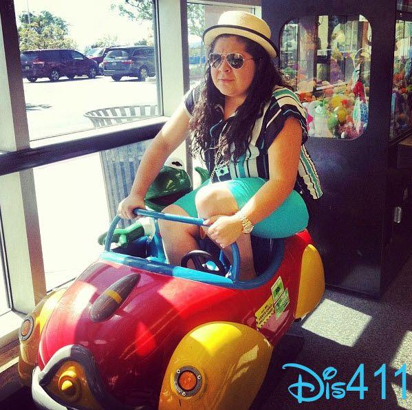 Raini Rodriguez Has A Cute New Car