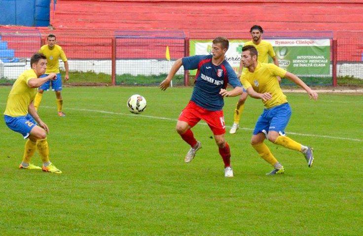 Trei, Doamne și toți trei. Chindia – FC Caransebeș 3-0