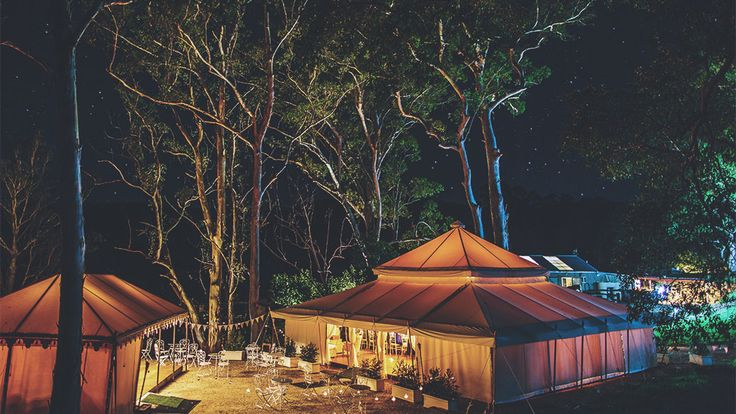The Glow | Fernbank Farm | Central Coast | Wedding & Events Venue