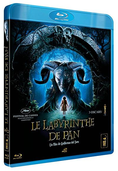 Le Labyrinthe de Pan - Blu-Ray - Blu Ray - Guillermo Del Toro - Ariadna Gil - Ivana Baquero - Achat & prix | fnac