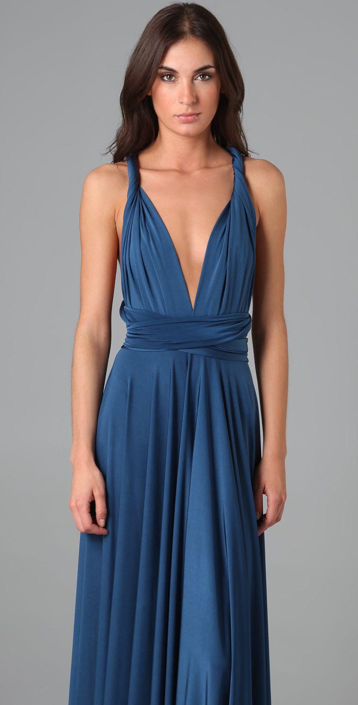 Twobirds Long Convertible Dress | SHOPBOP
