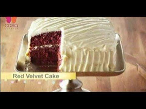 Como hacer pastel de chocolate con Bake with Anna Olson - YouTube