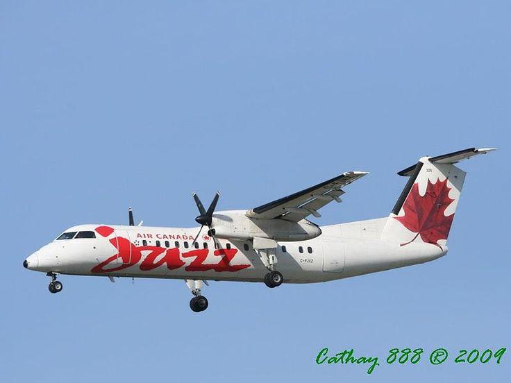 Air Canada Jazz Dash 8-300