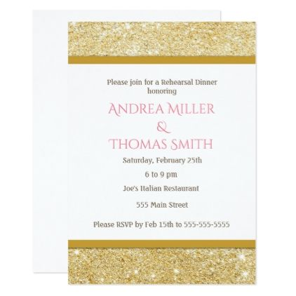 The  Best Dinner Invitations Ideas On   Rehearsal