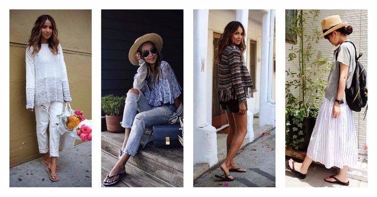 Λατρεύουμε τις Havaianas και θέλουμε να τις φοράμε όλη μέρα! Δες εδώ πώς να τις συνδυάσεις: ☀️ Με λευκό ή σκισμένο jean ☀️ Με βερμούδα ☀️ Με μακριά φούστα  Δες εδώ όλα γυναικεία Havaianas!