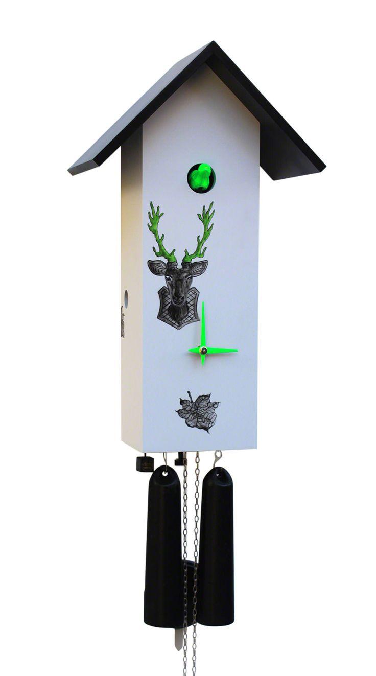 les 25 meilleures id es concernant horloge coucou sur pinterest horloge de coucou grosse. Black Bedroom Furniture Sets. Home Design Ideas