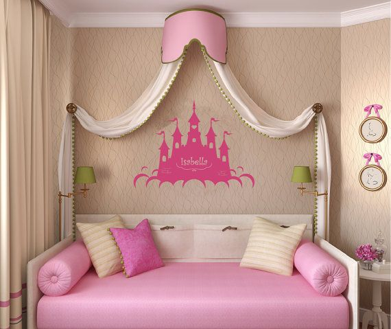 Convey Your Little Girl S Personality Through Her Bedroom: 17 Best Ideas About Princess Castle On Pinterest