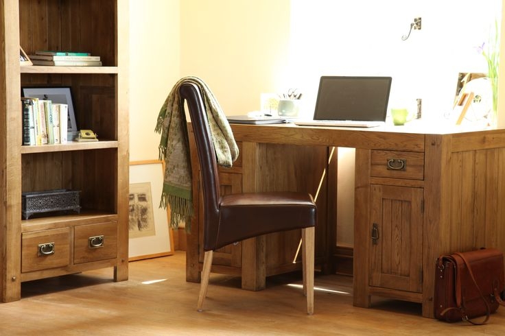 Quercus Solid Oak Furniture Range Home Office Furniture Collection Oak Furniture Land Www