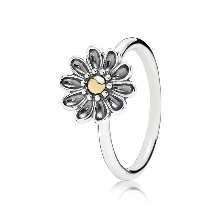 Pandora Statement Flower Ring 09499VA