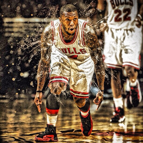 nate robinson! mr. excitment